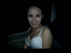 Another mexican prostitute in car